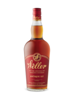 Weller Antique 107 Original Wheated Straight Bourbon