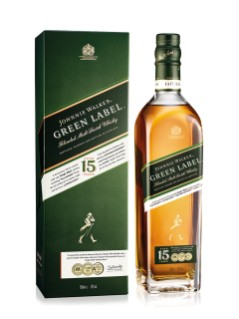 Johnnie Walker Green Label Scotch Whisky