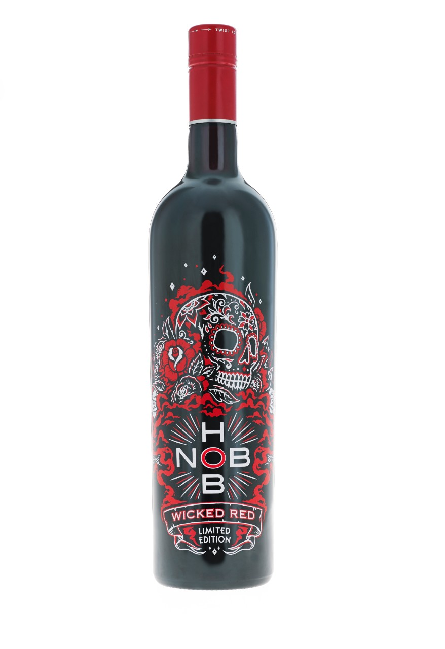 Hob Nob Wicked Red Limited Edition