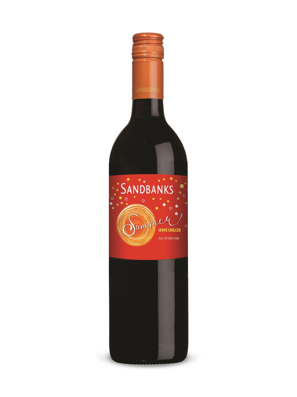 Summer Rouge VQA Sandbanks