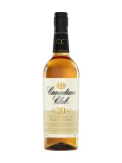 Canadian Club 20 Year Old Whisky