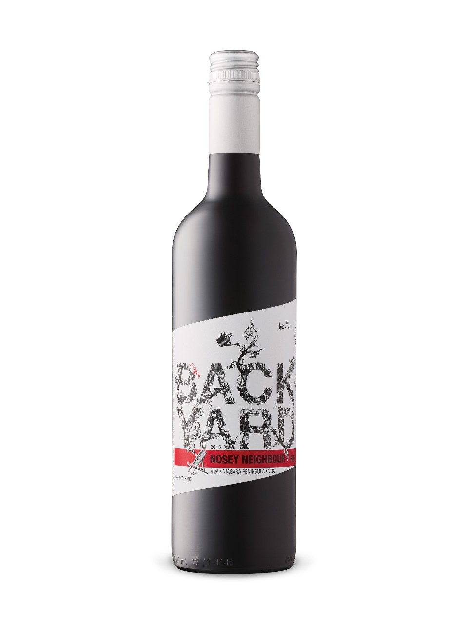 Image for Backyard Vineyards Nosey Neighbour Cabernet Franc 2015 from LCBO
