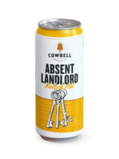 Cowbell Brewing Co. Absent Landlord