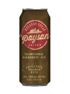 Nickel Brook Paysan Saison