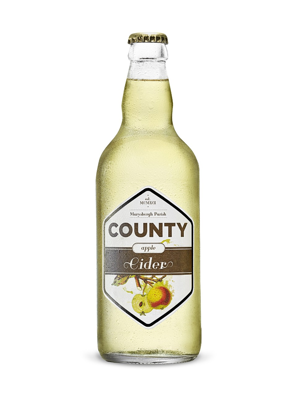 Image for County Apple Cider from LCBO