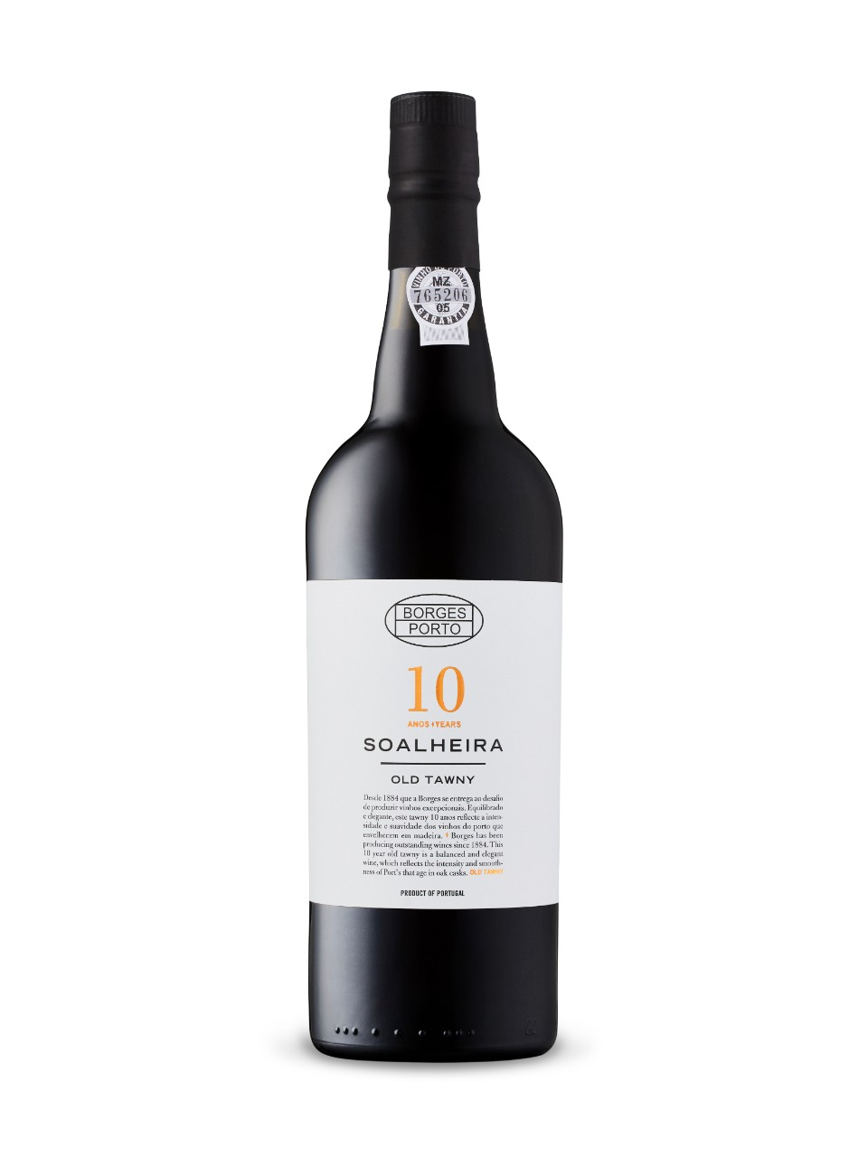 Image for Borges Soalheira 10 Year Old Tawny Port from LCBO