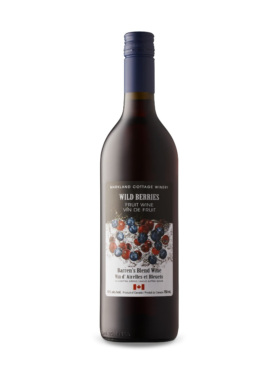 Image for Wild Berries Barren's Blend Wine from LCBO