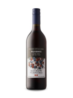 Wild Berries Barren's Blend Wine