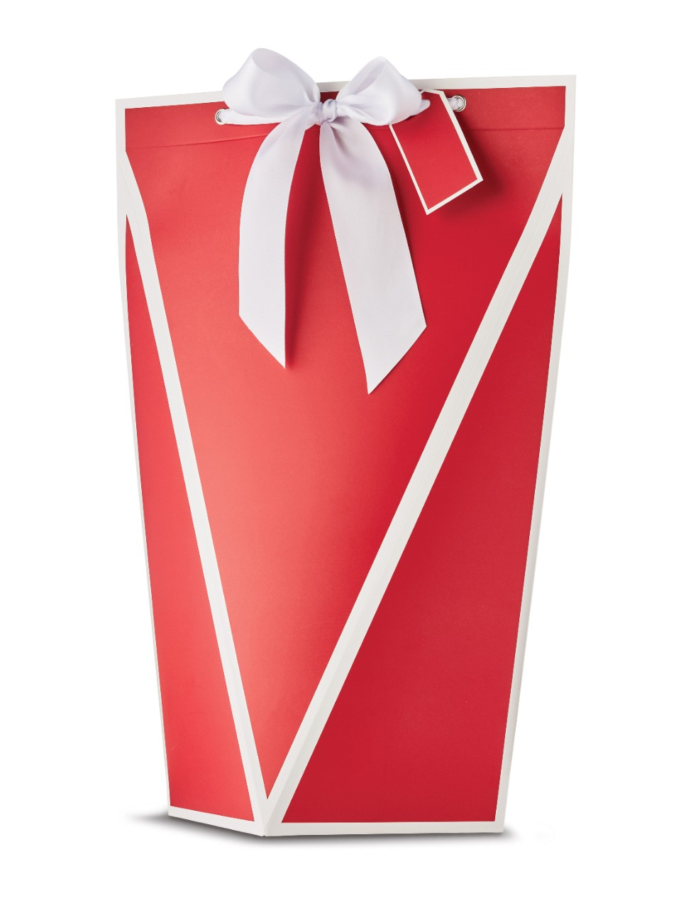 Holiday 2 Bottle Folding Gift Box                                                                                               -A