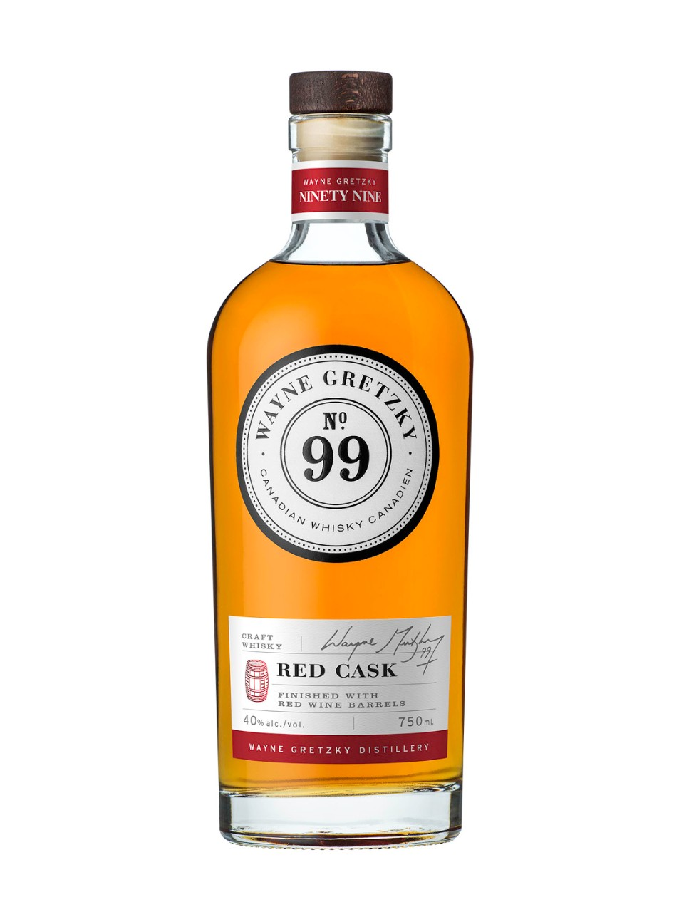 Image for Wayne Gretzky Red Cask Whisky from LCBO