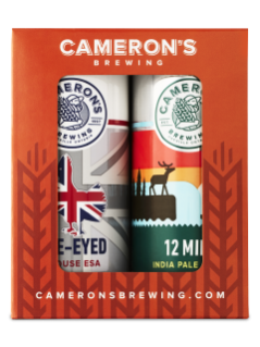 Cameron's Brewmaster's Selection Taster Pack