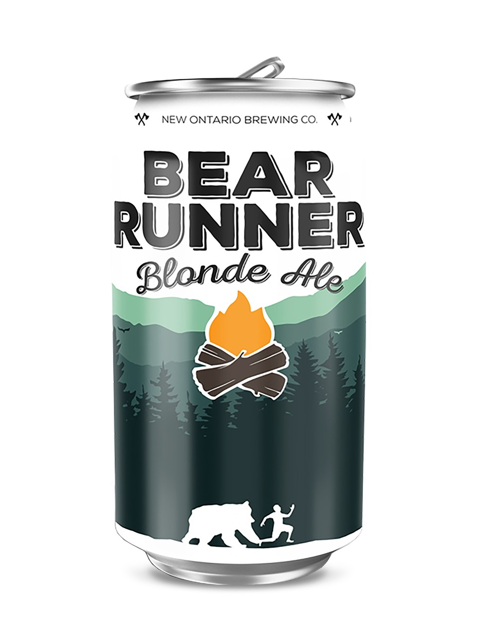 Image for New Ontario Brewing Bear Runner Blonde Ale from LCBO