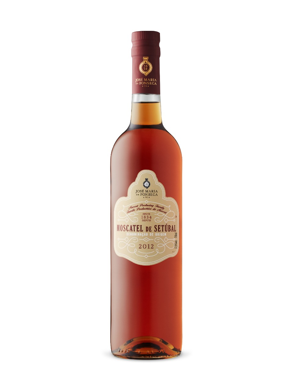 Image for Fonseca Moscatel De Setúbal 2012 from LCBO