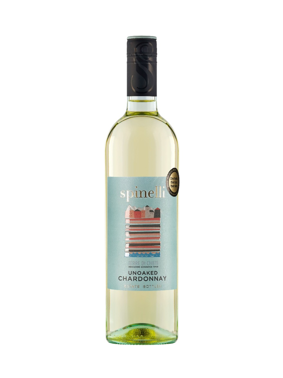Image for Spinelli Unoaked Chardonnay Terre Di Chieti IGT from LCBO