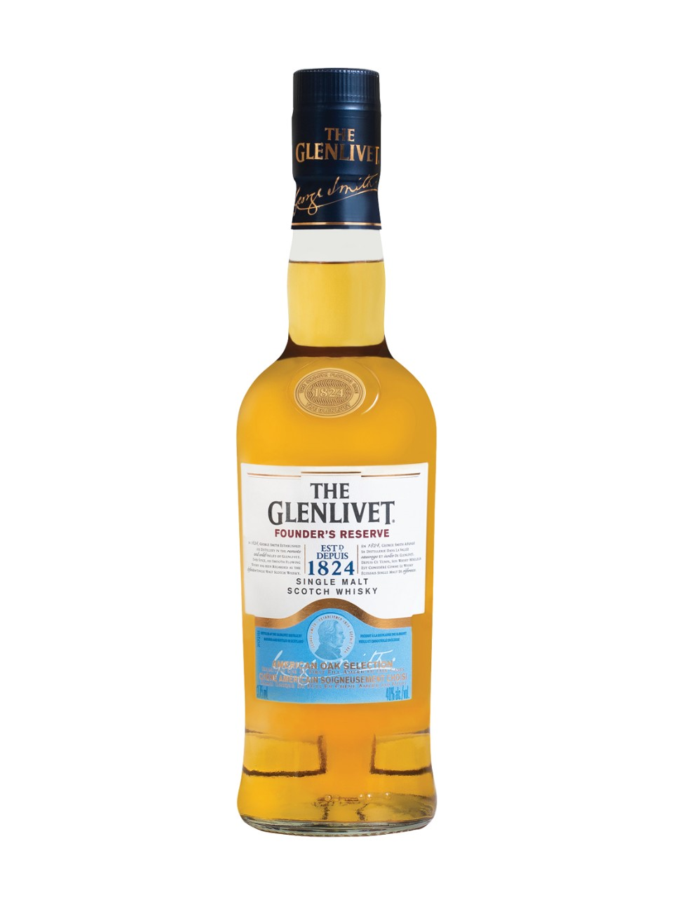 Image for The Glenlivet Founder's Reserve Scotch Whisky from LCBO