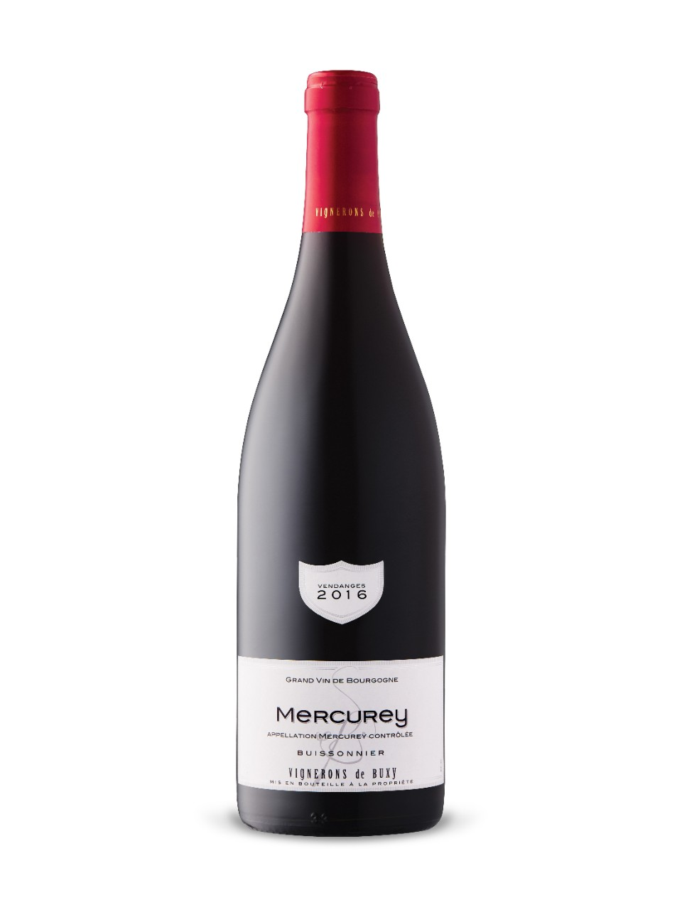 Image for Vignerons de Buxy Buissonnier Mercurey 2016 from LCBO