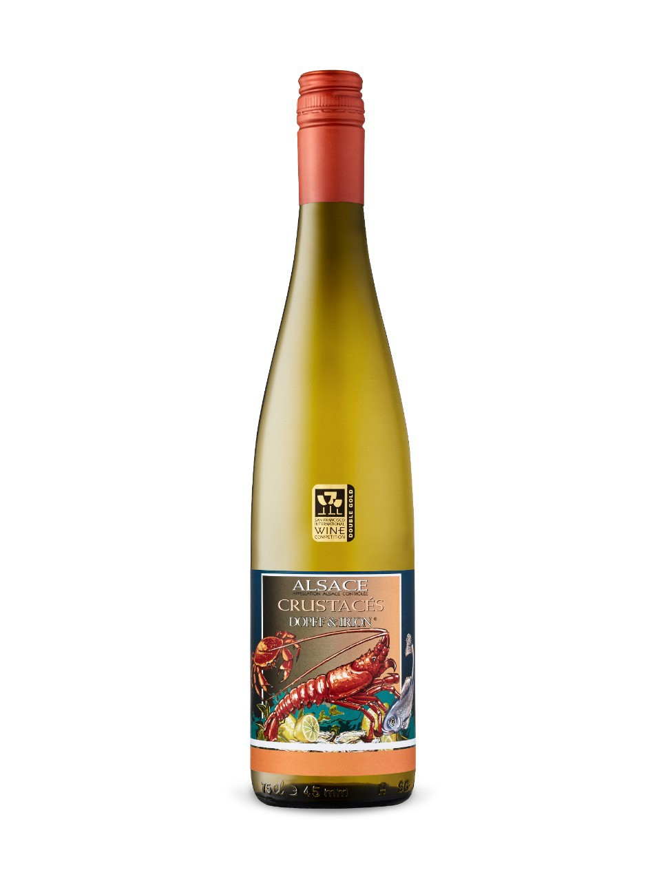 Image for Dopff Irion Crustaces Alsace AOC from LCBO