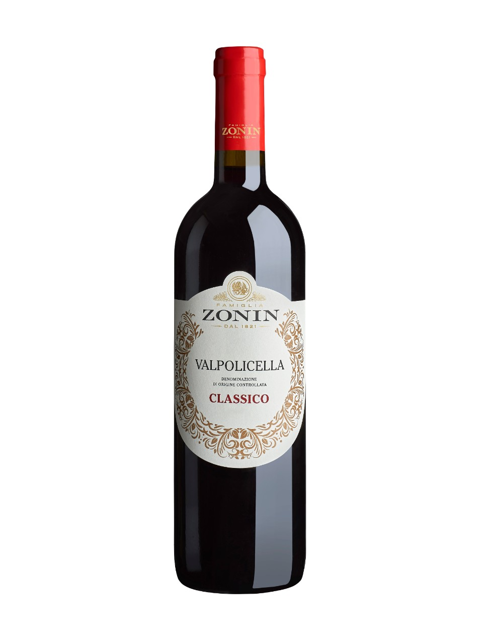 Image for Zonin Valpolicella Classico DOC from LCBO