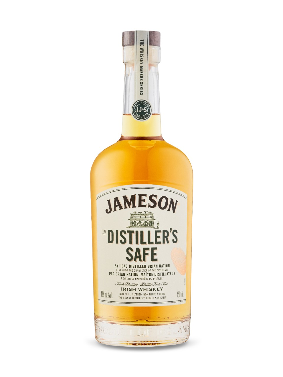 Whiskey irlandais Jameson Distiller's Safe