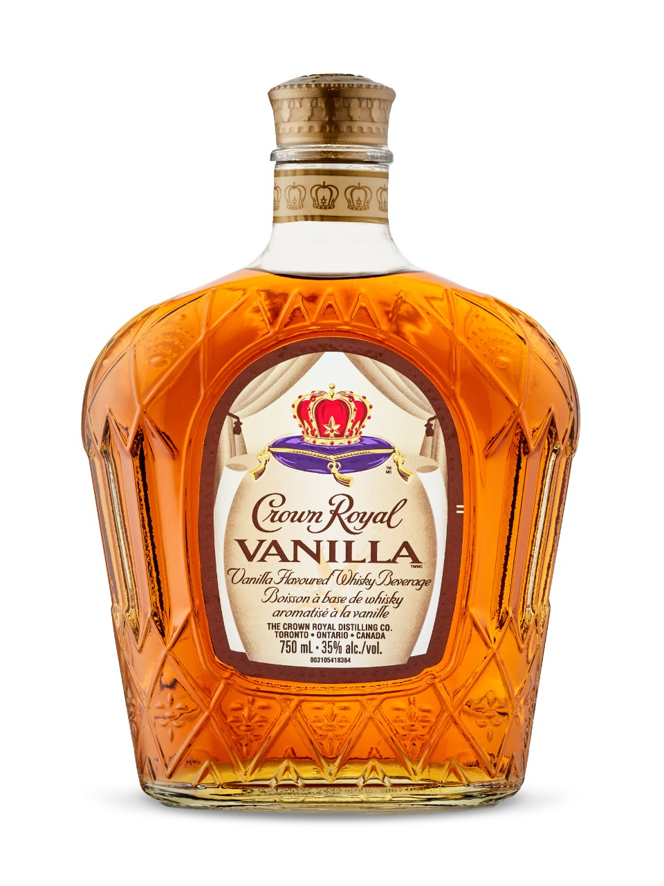 Image for Crown Royal Vanilla from LCBO