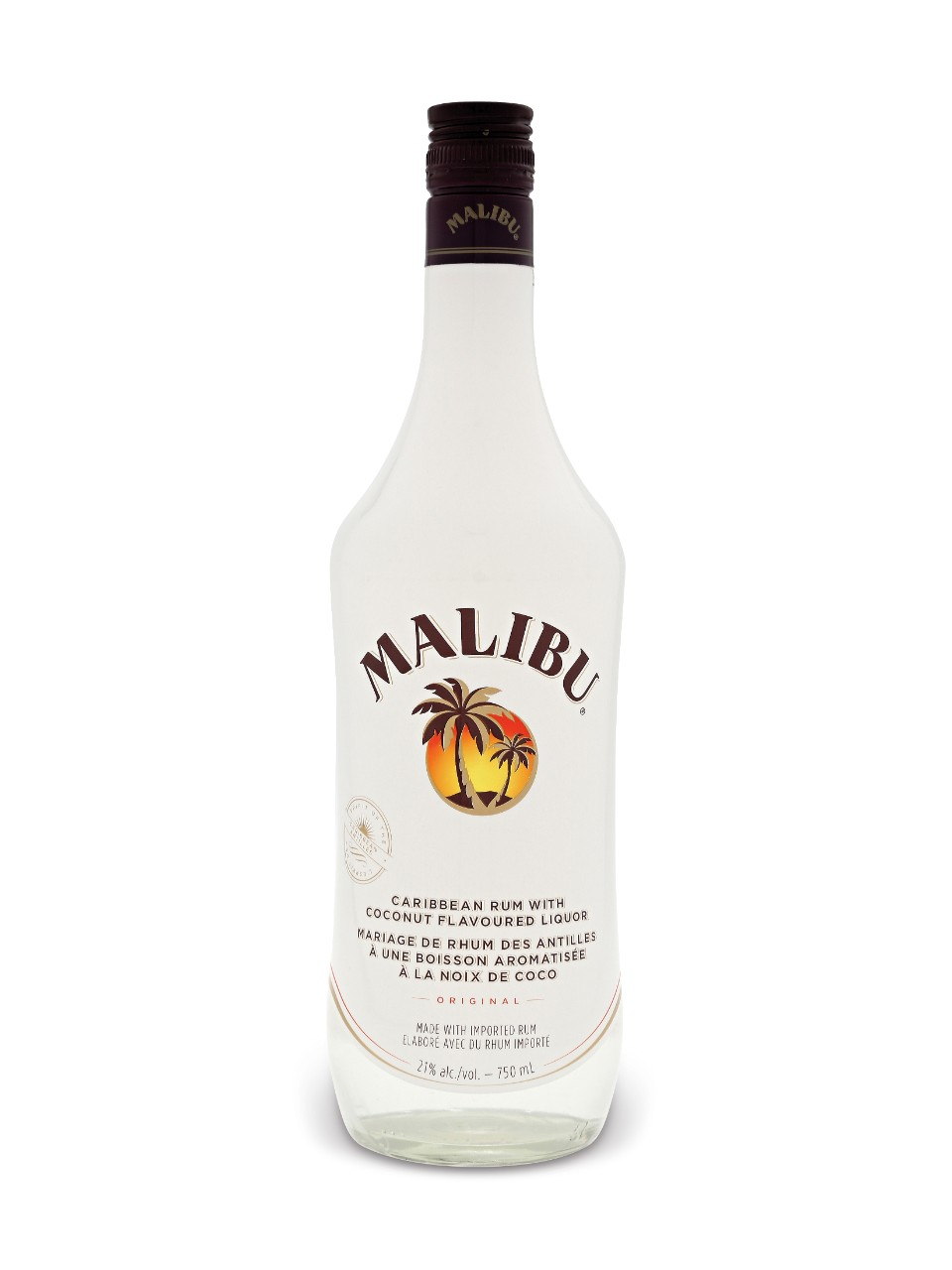 Image for Malibu Coconut Rum Liqueur from LCBO
