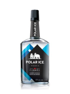 Polar Ice Vodka (PET)