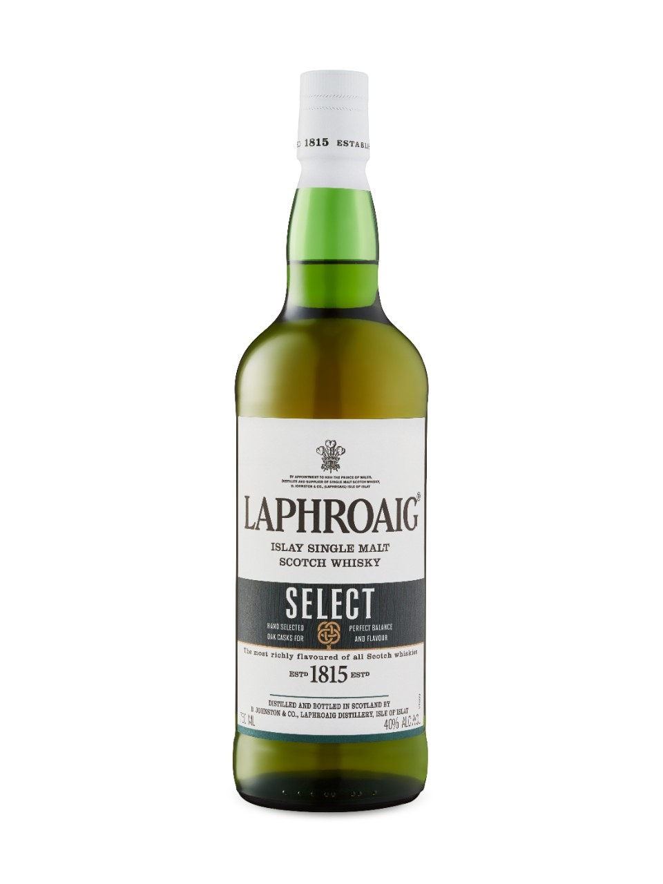 Whisky Select Laphroaig                                                                                                         -A
