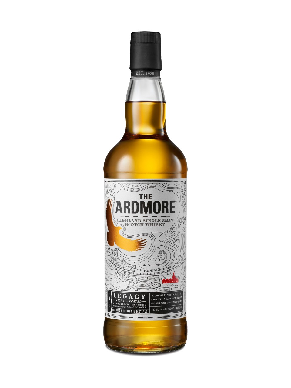 Image for Ardmore Legacy from LCBO