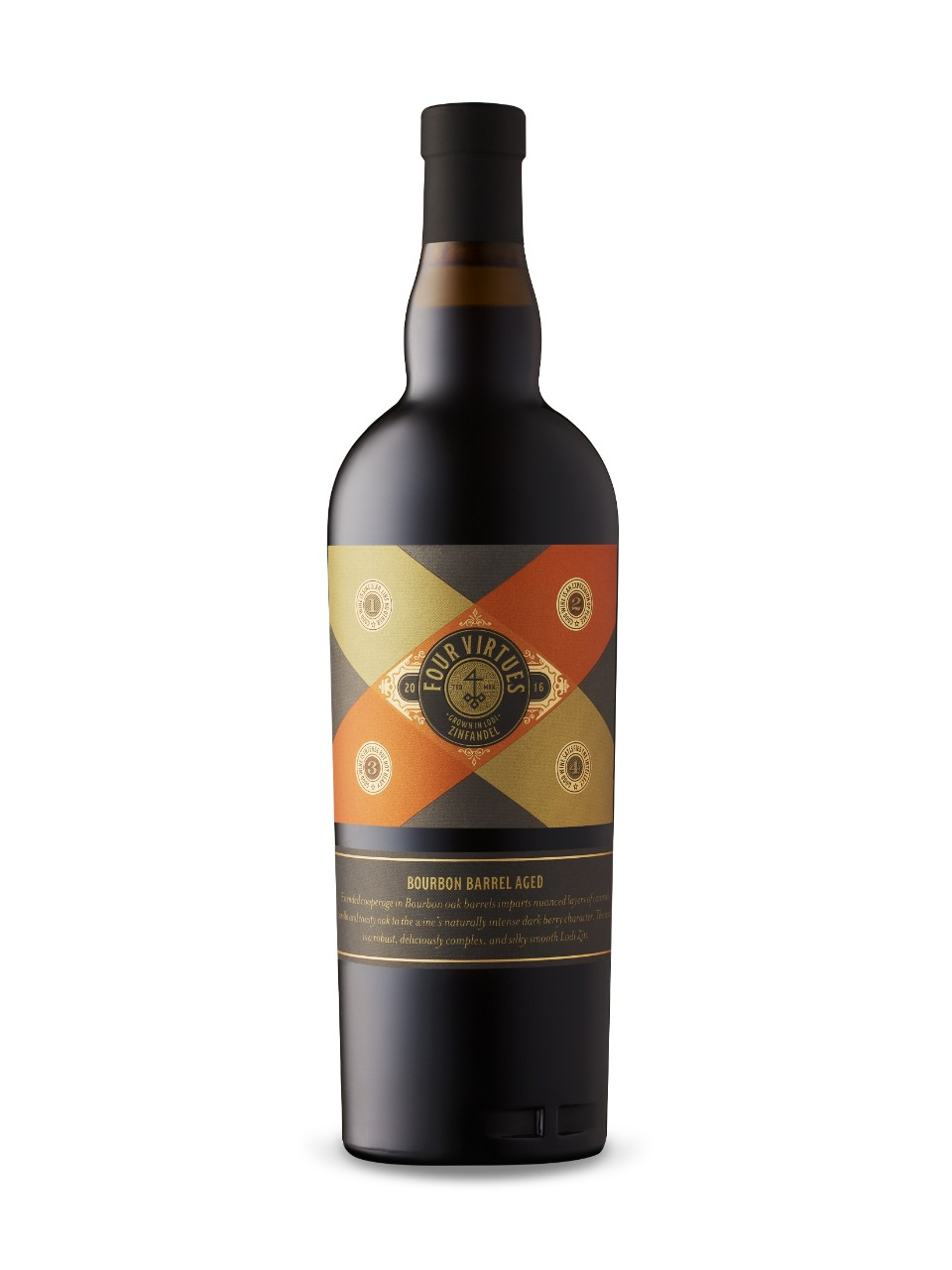 Four Virtues Zinfandel 2016