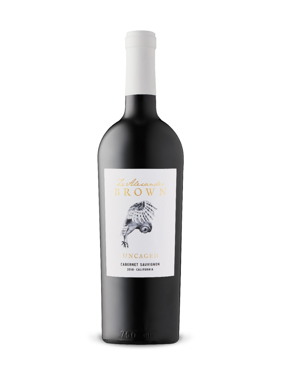 Image for Z. Alexander Brown Uncaged Cabernet Sauvignon 2017 from LCBO