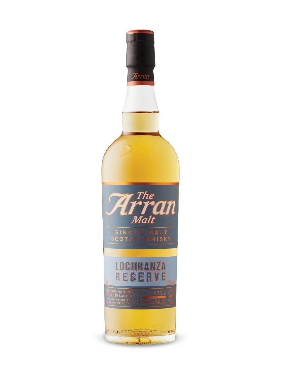 Whisky écossais Single Malt Lochranza Reserve The Arran Malt