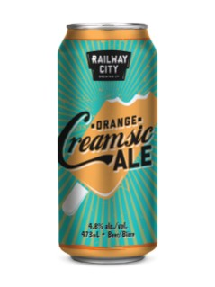 Railway City Orange Creamsic Ale