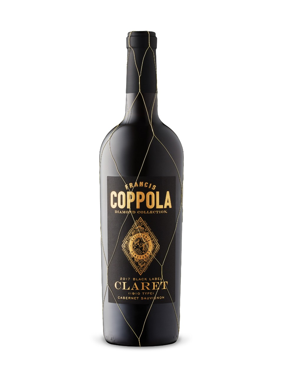Image for Francis Ford Coppola Diamond Collection Black Label Claret 2016 from LCBO