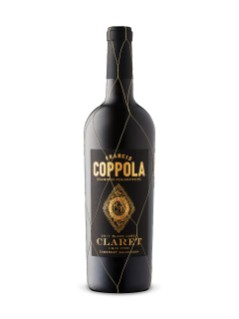 Francis Coppola Diamond Collection Black Label Claret Cabernet Sauvignon 2016