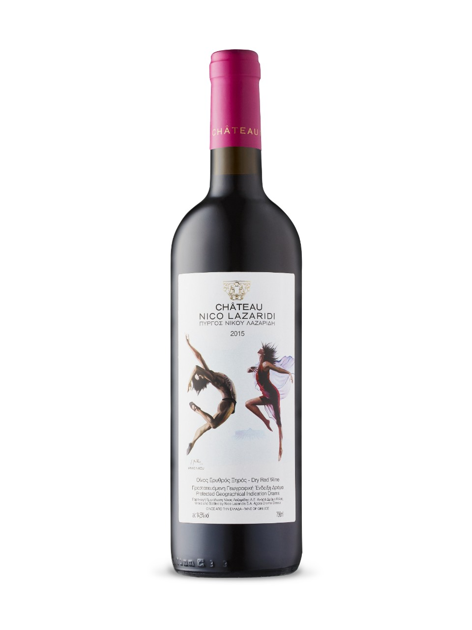 Image for Chateau Nico Lazaridi Red 2015 from LCBO
