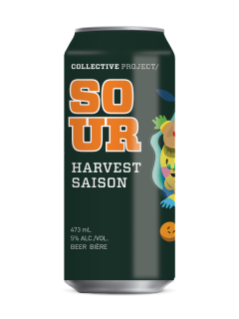 Collective Arts Project Sour Harvest Saison