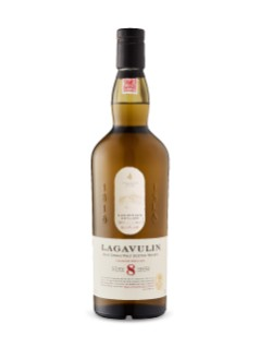 Lagavulin 8 Year Old Islay Single Malt Scotch Whisky