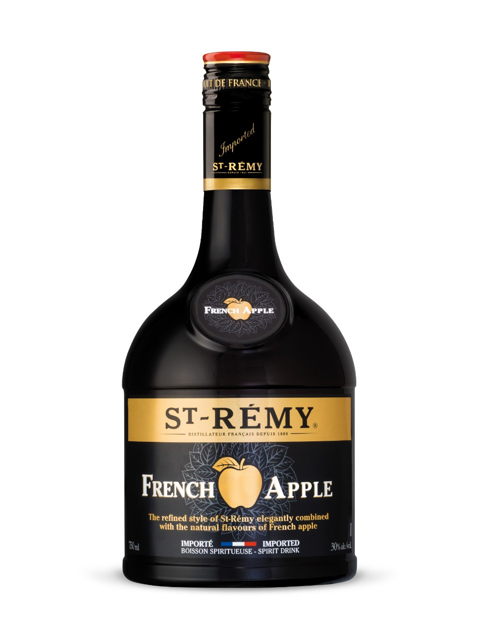 French Apple Brandy St-Rémy
