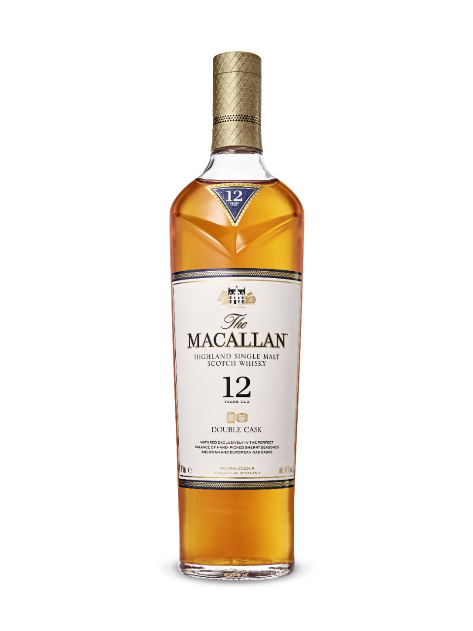 Image for Macallan 12 Year Old Double Cask from LCBO