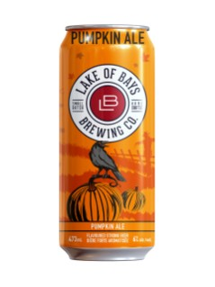 Lake of Bays Wild North Pumpkin Autumn Ale