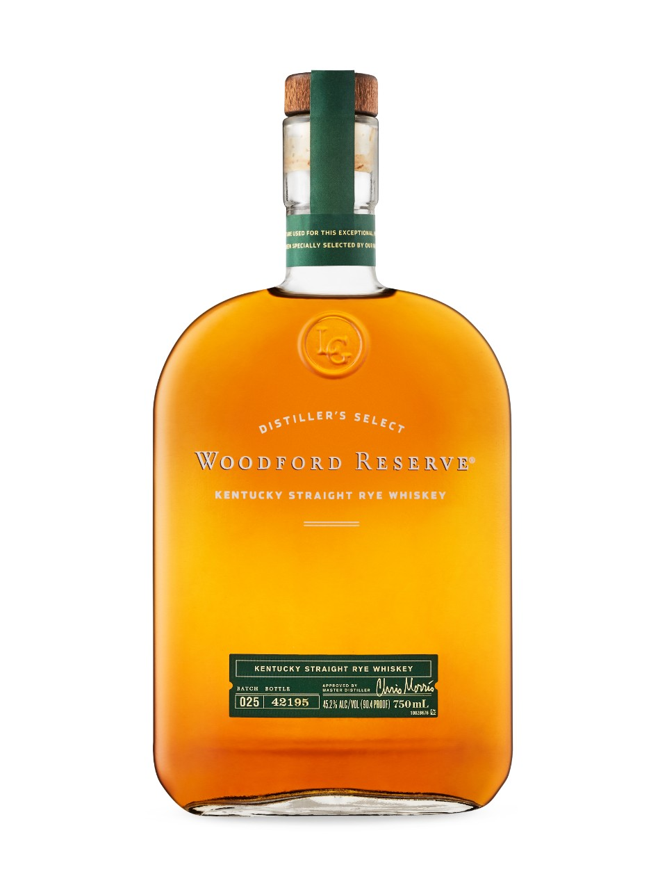 Woodford Reserve Straight Rye Whiskey from LCBO