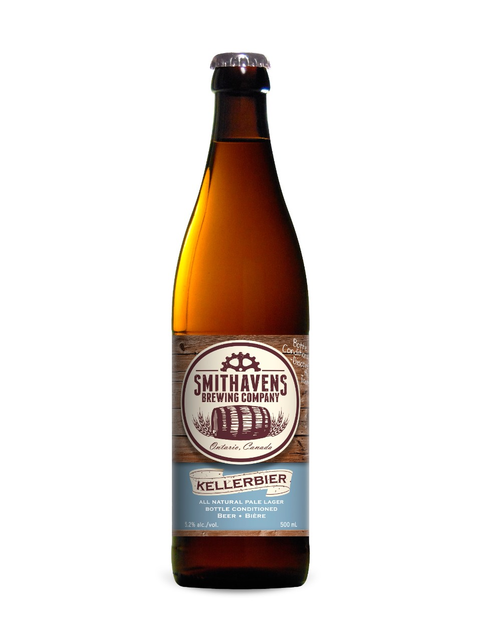 Image for Smithavens Kellerbier from LCBO