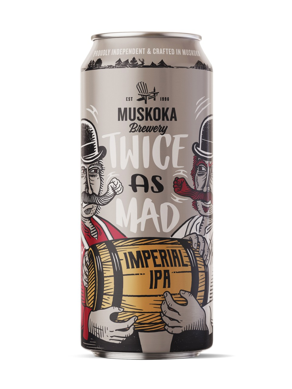 Image for Muskoka Twice As Mad Tom IPA from LCBO