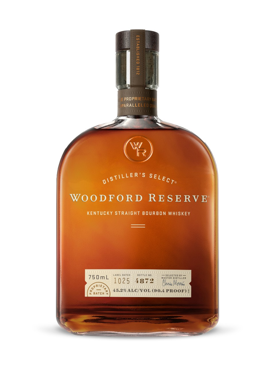 Image for Woodford Reserve Distiller's Select Bourbon from LCBO