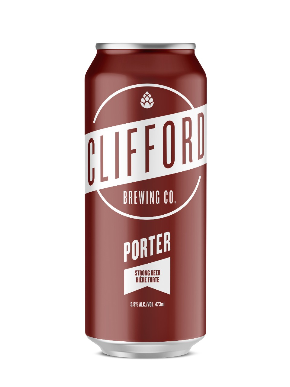 Image for Clifford Brewing Porter from LCBO