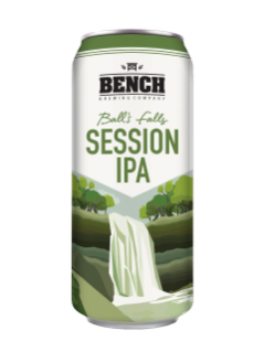 Bench Brewing Ball's Falls Session IPA