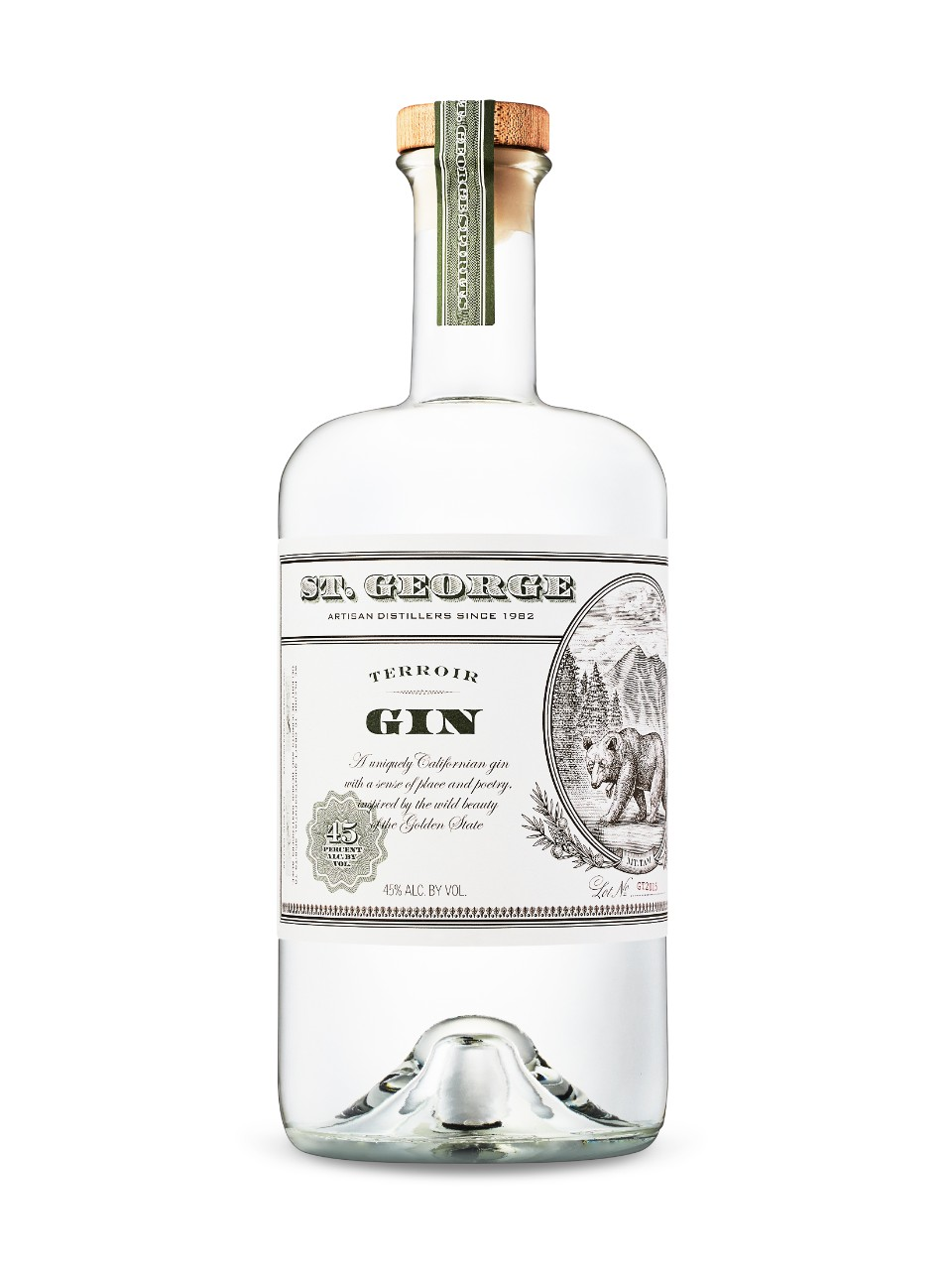 Image for St. George Terroir Gin from LCBO