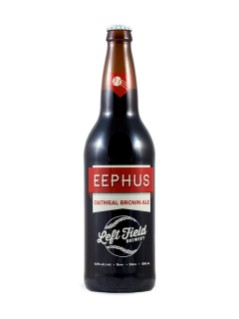 Left Field Brewery Ephus Ale