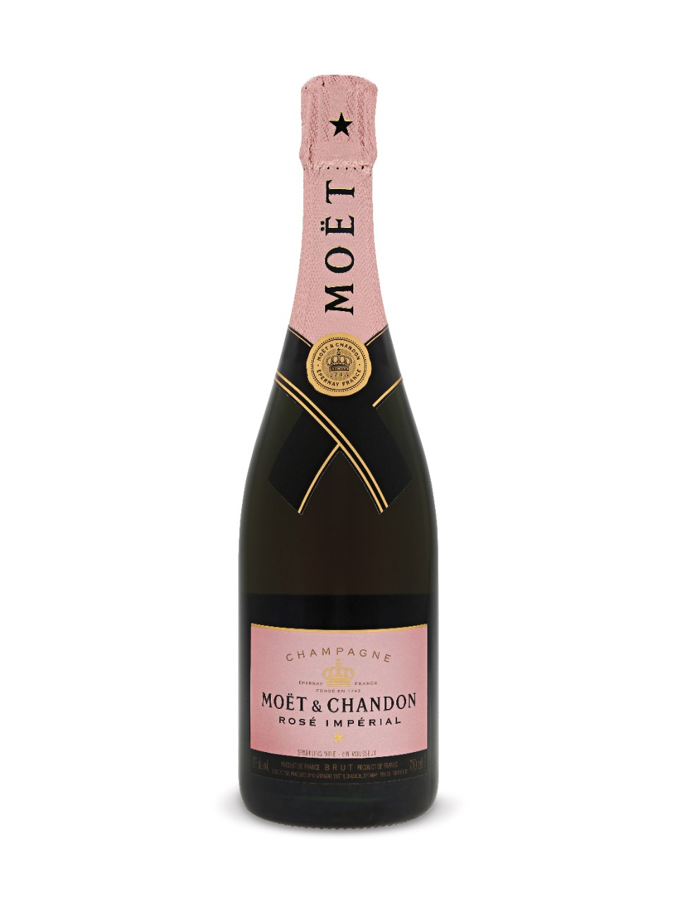 Mo t chandon brut ros champagne lcbo for What is rose champagne