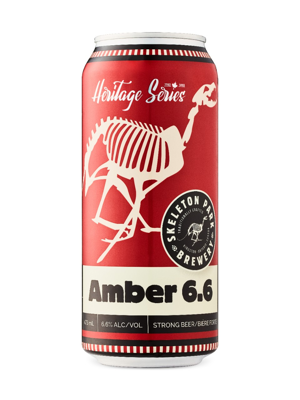 Image for Skeleton Park Amber 6.6 from LCBO